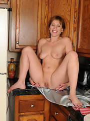 housewife nude Older