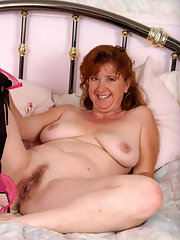 Nude mature red heads