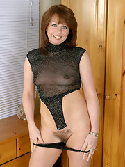 Hot mature snatch